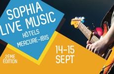 Le Principe de Stappler partenaire du Sophia Live Music 2017