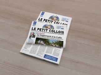 Mairie de la Colle sur Loup