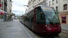 tram bus de sophia