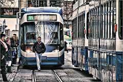 le tram de sophia