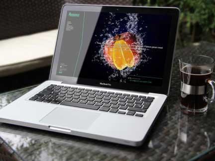 Développement et mise en ligne du site internet Aromatech