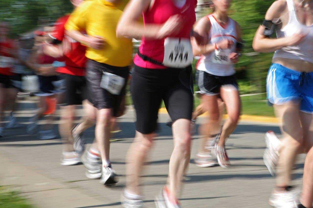 Une petite course entre midi et deux